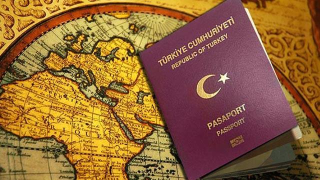2016 Vizesiz Ülkeler (Bordo Pasaport)