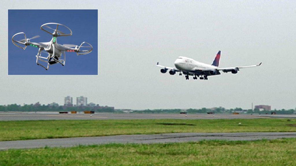 İHA'lar Uçaklar İçin Tehlikeli mi?