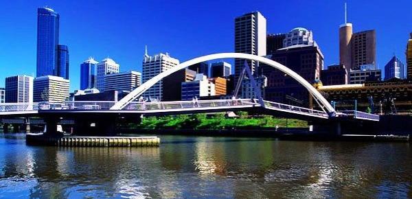 Avustralya'nın Kültür Başkenti Melburn