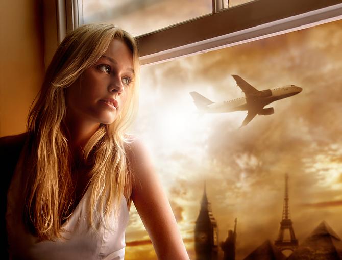Fobi Dediğin Mantıksız Olur, Uçuş Fobisi !