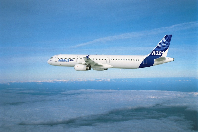 A321 Yeni Motorları Test Uçuşunu Tamamladı