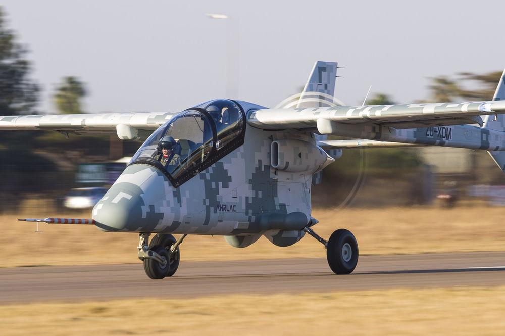 Güney Afrika'nın Tuhaf Uçağı