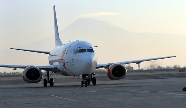 Ermenistan'da Yeni Havayolu Kuruluyor