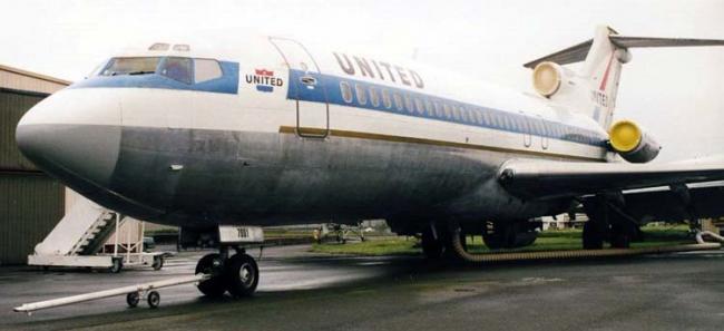İlk Boeing Son Uçuşunu Yapıyor