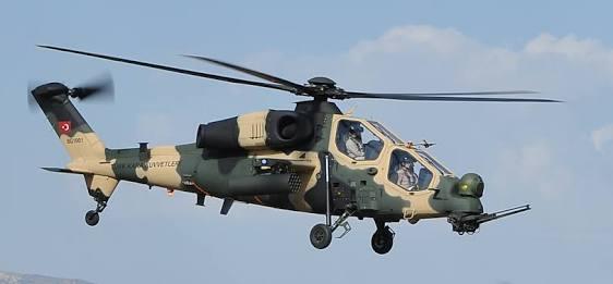 Başbakan: Atak Helikopteri Motorları Yerlileştirilecek