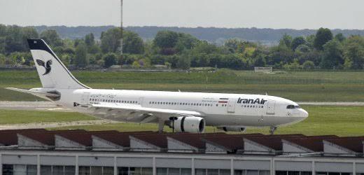 Iran Air Lojistiğini Lufthansa Sağlayacak