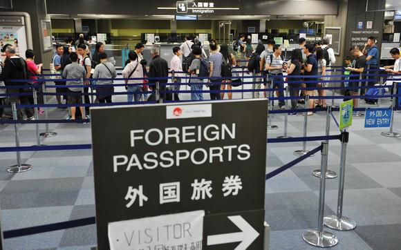 Japon Havalimanlarına Yüz Tanıma Sistemi Entegre Ediliyor