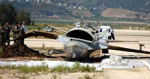 İsrail'in F-16'sı Kaza Yaptı