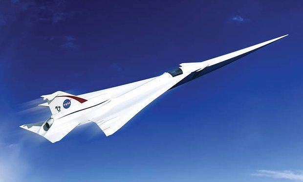 NASA Concorde'u Geri Getirecek