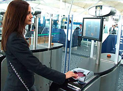 Otomatik Pasaport Geçiş Sistemi Yaygınlaşıyor