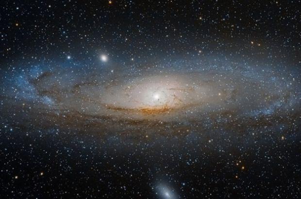 Uzayda Büyük Keşif
