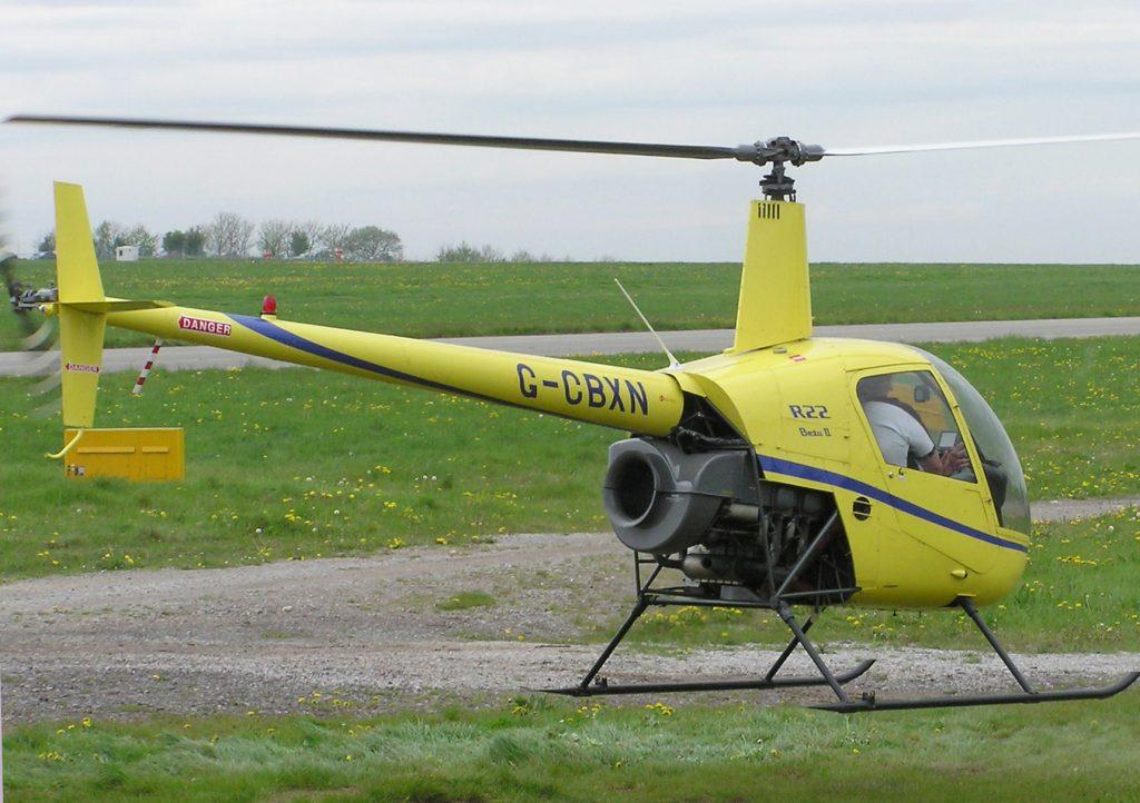 Robinson R22 Helikopter İncelemesi