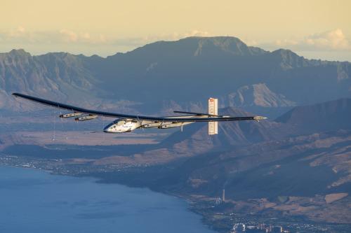 Solar impulse 2 tekrar havalanıyor