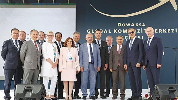 DowAksa Global Kompozit Merkezi Açıldı!