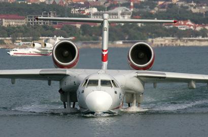 Almanya ve Çin Amfibik Uçak Üretecek!