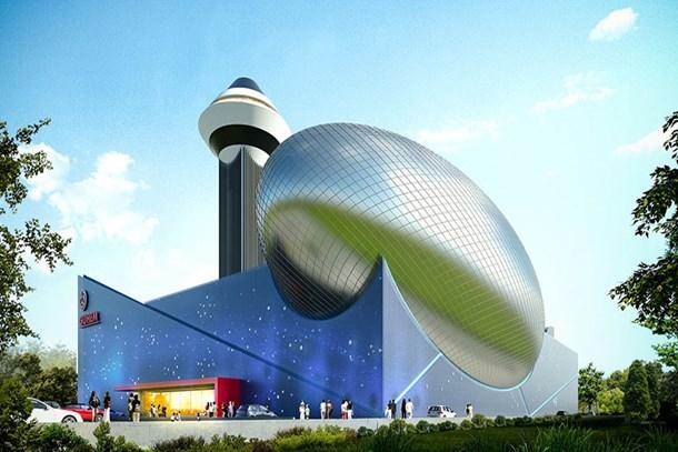Bursa'da Uzay ve Havacılık Projesi Bitmek Üzere