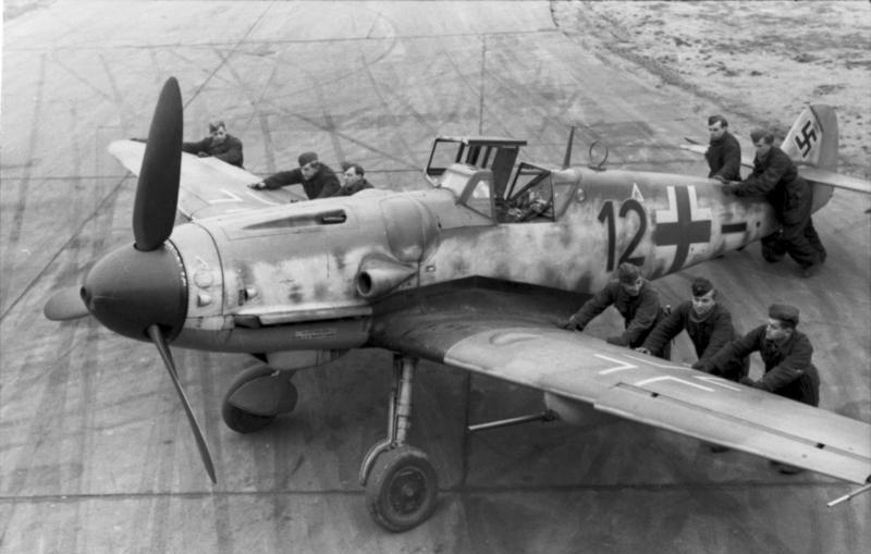 Hitler Dönemine Ait En Güçlü Savaş Uçağı İstanbul'da