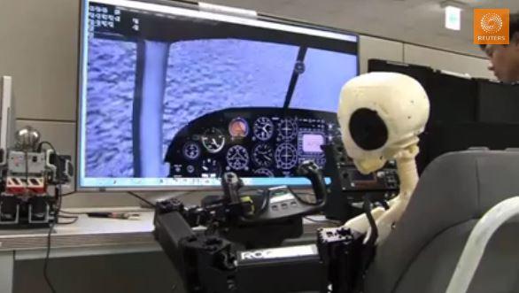 İnsan Beyni Uçak Pilotu Olacak!