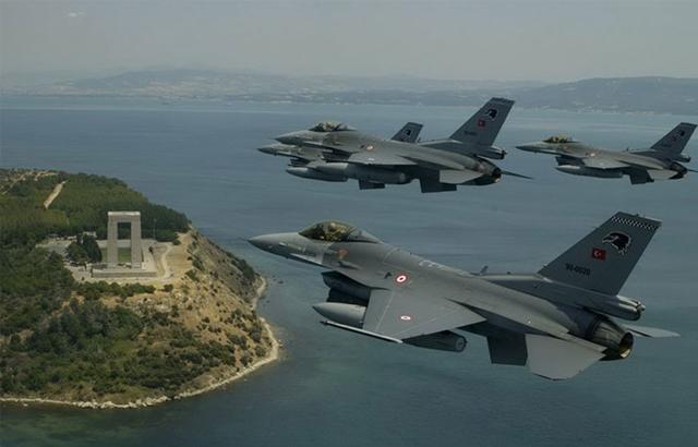 Yunan Pilotun Davası Yeniden Görülecek!
