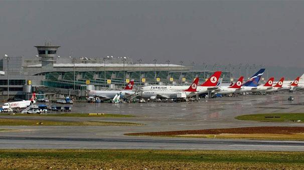 Atatürk Havalimanında Bir Kez Daha Yoğunluk!