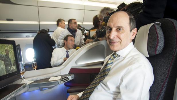 """Qatar CEO'su Baker """" Yakıt fiyatları ikiye katlanacak"""""""