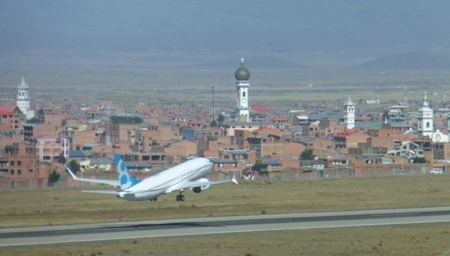 Boeing 737 Max İlk Uluslararası Test Uçuşunu Yaptı