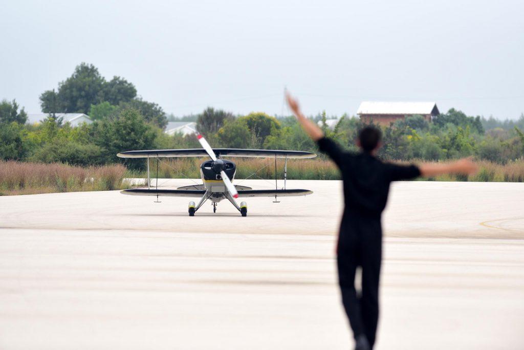 Havacılık Festivali'nde Model Uçaklar Yer Aldı!