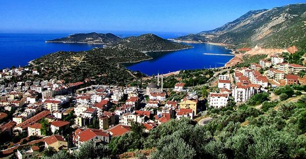 Antalya'ya Yapılacak Kaş Havalimanı TBMM'de!