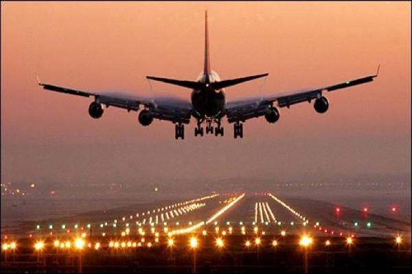 Uyuşturucu Bağımlısı Yüzüne Uçak Acil İniş Yaptı!