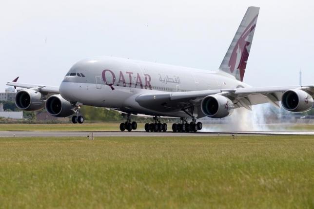 Qatar'da Uçak Krizi