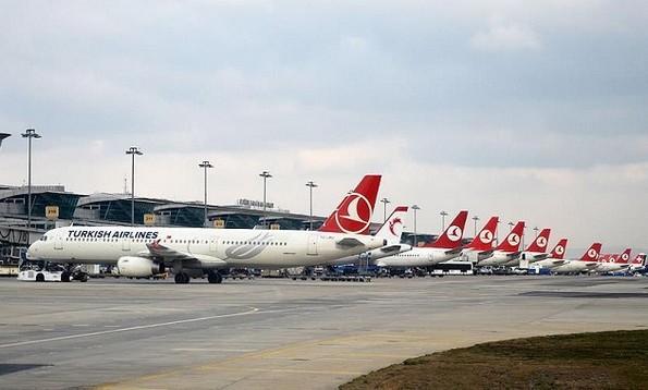 İstanbul Yeni Havalimanı'nda Yeni Uçuş Noktaları