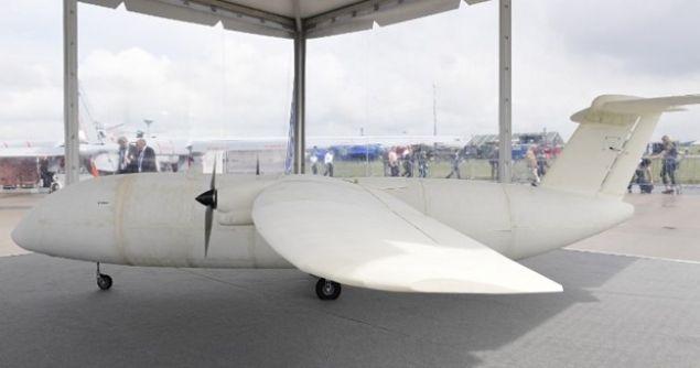 3D Yazıcı ile Uçak Üretildi!