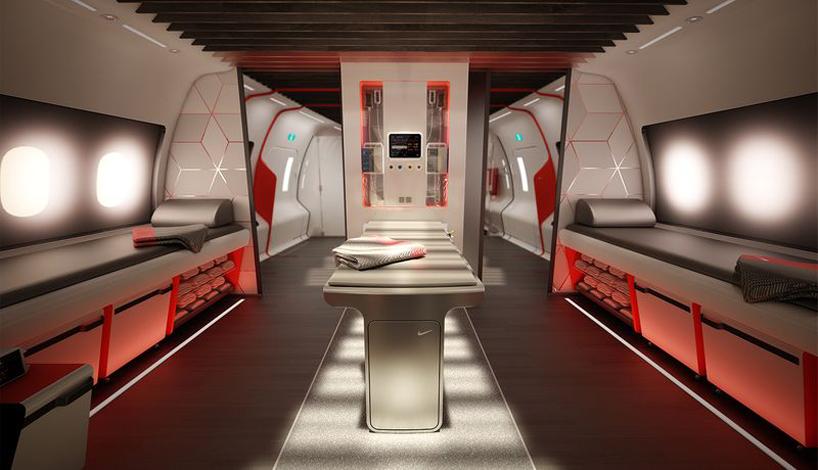 Rus Sporcular İçin Özel Tasarım Uçak!