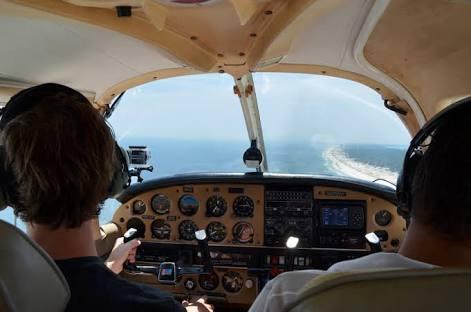 Dalgalı Kurda Pilot Olmak
