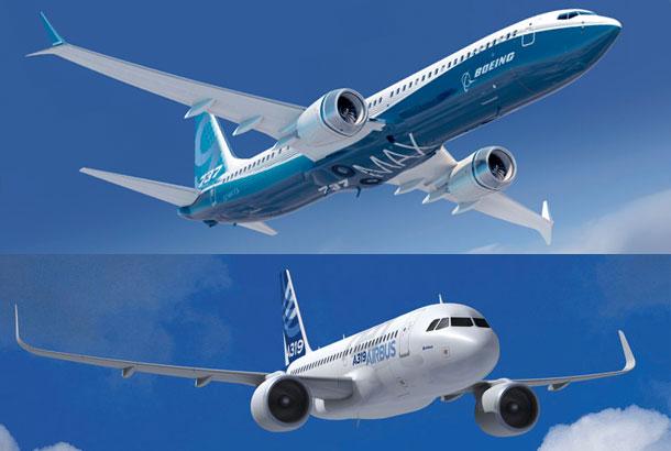 Boeing ve Airbus Uçakları Nasıl Ayırt Edilir ?