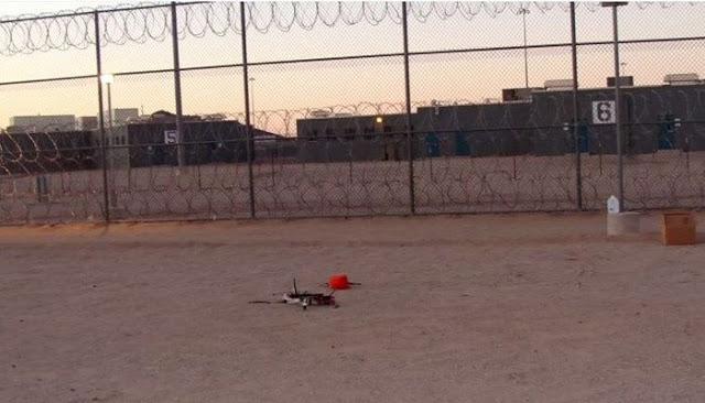 Ceza Evlerine Anti Drone Çalışması