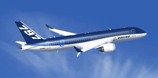Boeing 797 Projesine Start Verdi