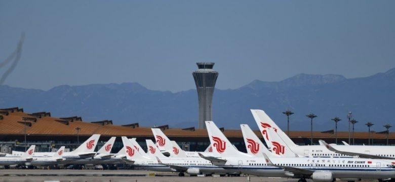 Çin'de Uçuşlar Yine İptal