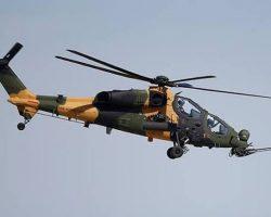 Atak Helikopteri Sayısı 57'ye Ulaştı